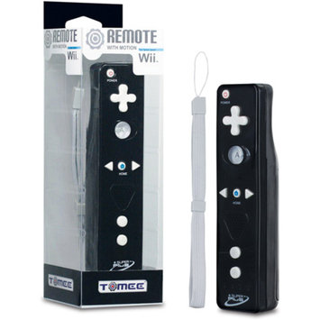 Hyperkin Tomee M05747-BK Nintendo Wii - Wii U Wireless Remote, Assorted Colors