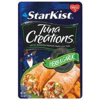 StarKist Tuna Creation Herb Garlic, 4.5-Ounce Pouches (Pack of 12)