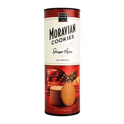 Salem Baking Co. Moravian Spice Cookies - 12, 6oz