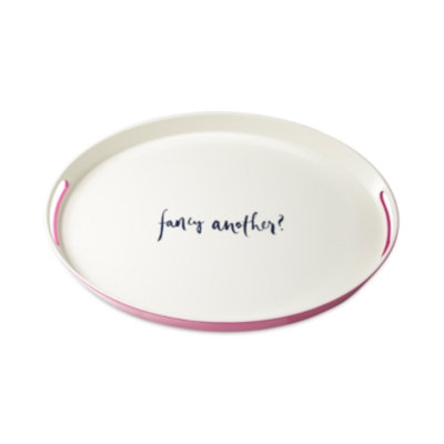 Kate Spade New York kate spade new york Fancy Another? Melamine Serving Tray