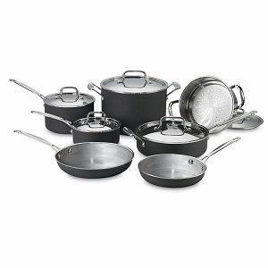 Cuisinart MCU-12 MultiClad Unlimited 12-Piece Cookware Set