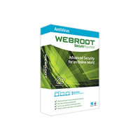 Webroot Complete Protection Software (Windows/Mac)