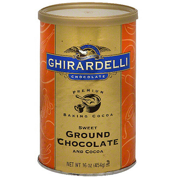Ghirardelli Sweet Ground Chocolate & Cocoa