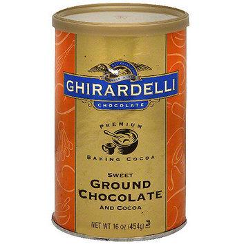 Ghirardelli Sweet Ground Chocolate & Cocoa