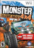 UbiSoft Monster 4x4: Stunt Racer with Wheel