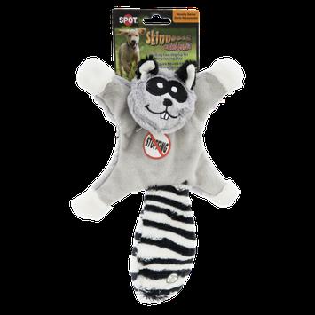 Spot Skinneeez Masked Bandit Stuffing Free Dog Toy