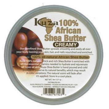 Kuza 100% African Shea Butter Creamy 8 Oz