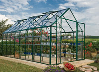 Poly-tex Poly-Tex HG8016G Snap & Grow 8x16 Greenhouse - Green