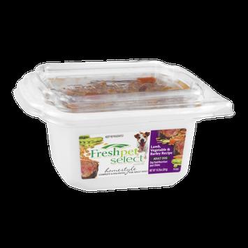 Freshpet Select Homestyle Lamb, Vegetable & Barley Recipe Dog Food
