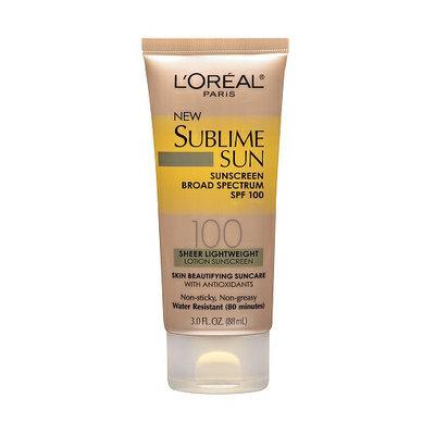 L'Oréal Paris Sublime Sun Advanced Sunscreen SPF 100