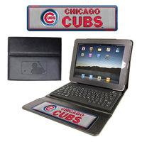 MLB Executive iPad Keyboard Case Chicago Cubs