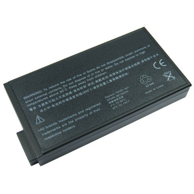 Superb Choice bCQ1700LH-129 8-cell Laptop Battery for COMPAQ Business Notebook NX5000-DX925P NX5000-