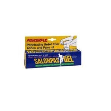 Salonpas Gel - Topical Analgesic (1.41. oz - 40g) - 6 tubes