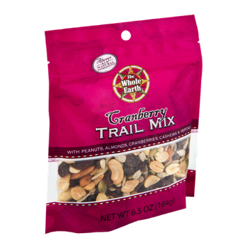 The Whole Earth Cranberry Trail Mix