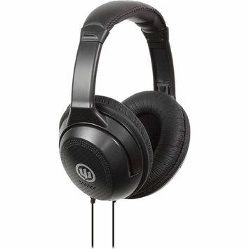 Empire Brands, Inc Empire Brands Inc Black & White Full Size Reverb Headphones