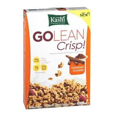 Kashi® GOLEAN  Crisp Cinnamon Crumble Cereal