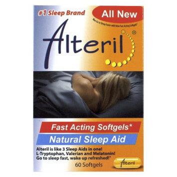 Biotab Nutraceuticals Alteril Sleep Aid Liquid Gelcaps - 60 Count