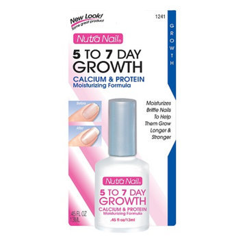 Nutra Nail 5 to 7 Day Growth Calcium Formula