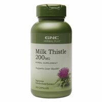 Gnc GNC Herbal Plus(r) Milk Thistle 200 MG
