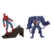 Spiderman Marvel Ultimate Spider-Man Power Webs Figure 2-Pack (Spider Swat
