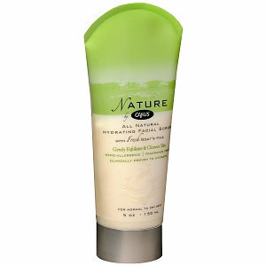 Nature by Canus All Natural Hydrating Facial Scrub for Normal to Dry Skin