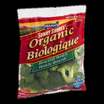 Mann's Sunny Shores Organic Biologique Broccoli Wokly
