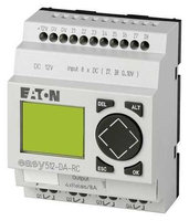 Eaton Moeller EASY512-DA-RC Control Relay, 12Vdc