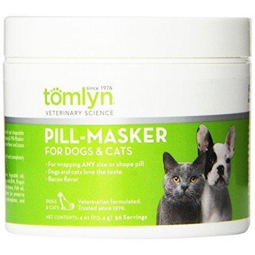 Vetoquinol Tomlyn Pill Masker Dog and Cat Supplement, 4 Ounce