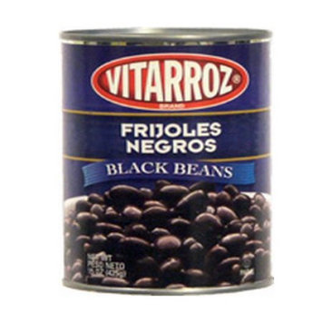 Vitarroz Black Beans 1 Lb