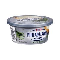Kraft Philadelphia Regular Chive & Onion Cream Cheese