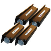 LD Compatible Black 4-Pack Laser Toner Cartridge for Canon 1372A006AA (NPG1)