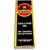 7 Seas Cod Liver Oil Liquid - 15 Oz