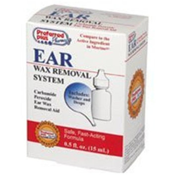 Preffered Plus Products EAR WAX REMOVAL SYSTEM ***KPP Size: 1/2 OZ