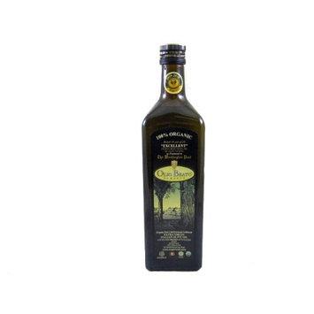Olio Beato Kosher Organic Unfiltered Extra Virgin Olive Oil,