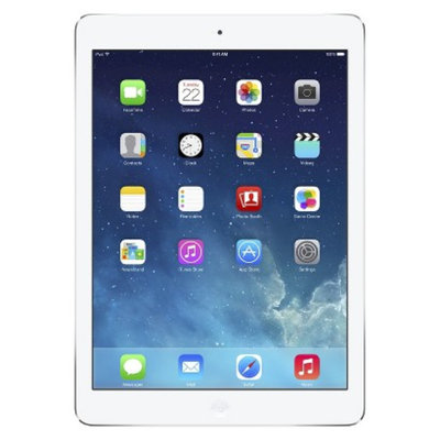 Apple iPad Air 32GB Wi-Fi + Cellular (Sprint) - Silver/White