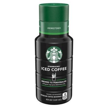 Quaker® Starbucks Iced Coffee Unsweet