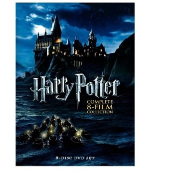 Warner Brothers Harry Potter: The Complete 8-Film Collection Dvd from Warner Bros.