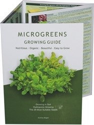 Microgreens Growing Guide Natural Notes 1 Info Guide