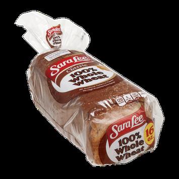 Sara Lee Bread Classic 100% Whole Wheat