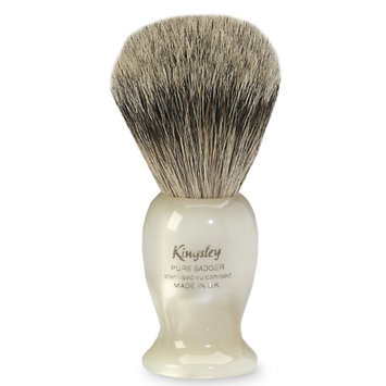 Kingsley For Men Pure Badger Shaving Brush