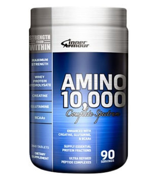 Inner Armour - Amino 2000 Protein Tabs - 500 Tablets