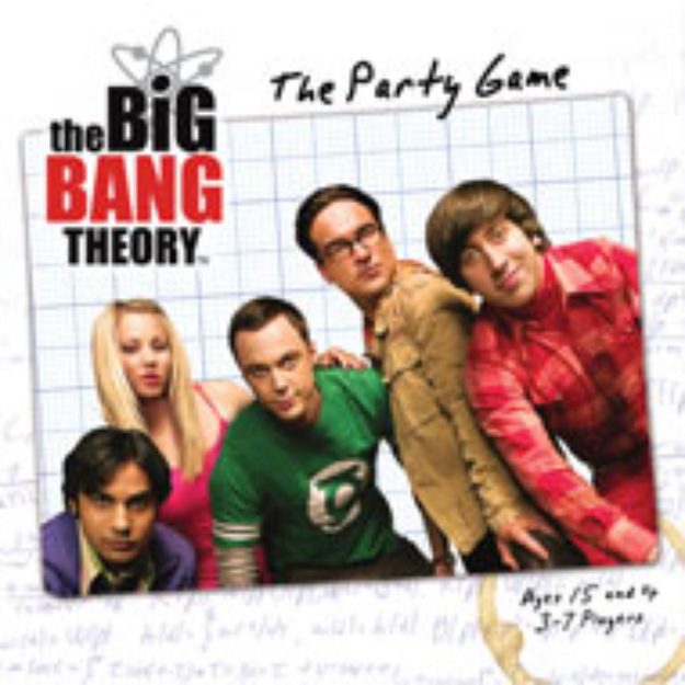 Cryptozoic The Big Bang Theory The Party Game