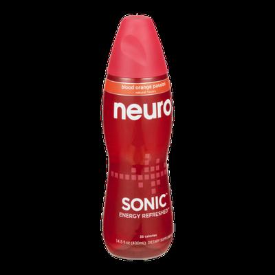 Neuro Sonic Energy Refreshed Blood Orange Passion