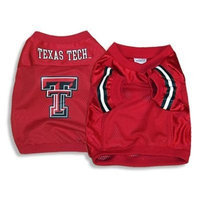 Sporty K9 Football Jersey - Texas Tech University