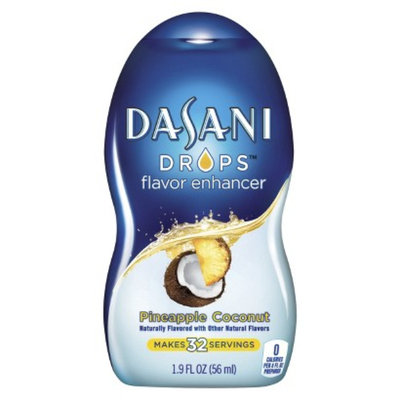 DASANI Drops Pineapple Coconut Flavor Enhancer 1.9 oz