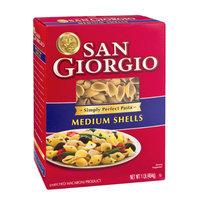 San Giorgio Enriched Macaroni Product Medium Shells