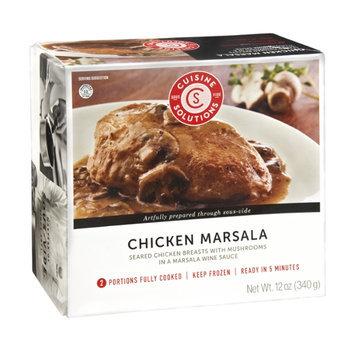 Cuisine Solutions Chicken Marsala