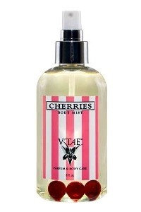 V'tae Parfum & Body Care Cherries Aromatherapy Mist V'TAE Parfum and Body Care 6 oz Liquid