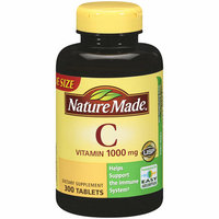 Nature Made Vitamin C Tablets