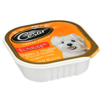 Cesar Sunrise Chicken & Cheddar Cheese Souffle Canine Cuisine